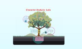 Character Analysis: Laila