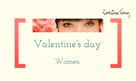 Christine Valmy Valentine's day for women