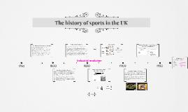 Copy of The development of Association Football