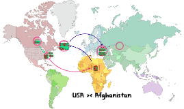 USA >< Afganistan