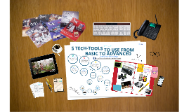 5 tech-tools to use from basic to advanced level students