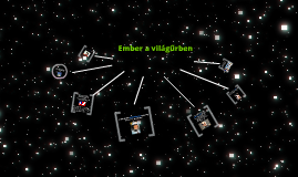 Ember a világűrben