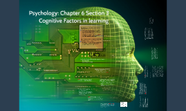 Psychology - 6.3