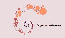 Olympe de Gouges: