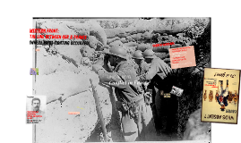 Unit 4: WWI Conflict in Europe