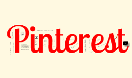Pinteresting Developments: Using Pinterest in the Classroom