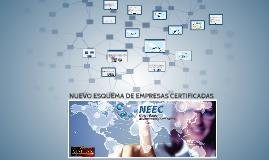 Copy of NUEVO ESQUEMA DE EMPRESAS CERTIFICADAS