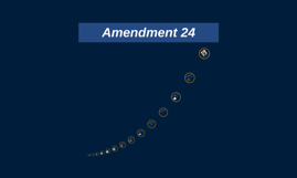 Amendment 24