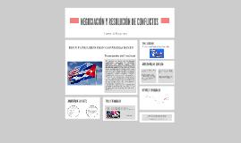 El aislamiento y bloqueo económico a Cuba