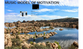 MUSIC MODEL OF MOTIVATION