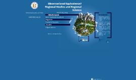 Presentación 1 Ec. Regional Equivalencia Observacional