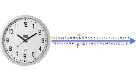 Linea del tiempo del libro: Mi entidad