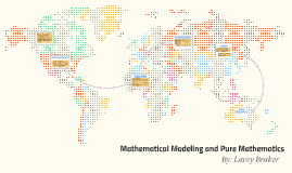 Mathematical Modeling and Pure Mathematics