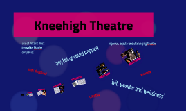 Kneehigh Theatre