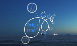 Origin 1200: Our Computer System