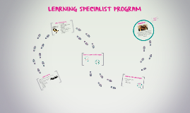 LEARNING SPECIALIST PROGRAM