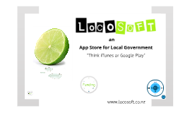 LocoSoft - ALGIM ICT award entry