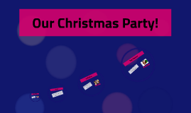 Our Christmas Party!