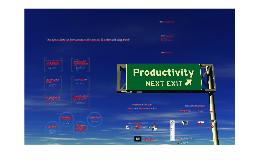 Produktivitet