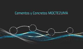 Cementos y Concretos MOCTEZUMA