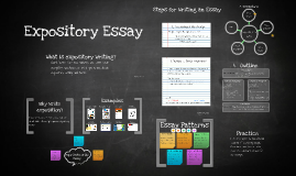 Copy of Expository Essay