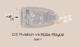 G.E vs RR