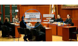 ARGUMENTANDO ANTE EL TRIBUNAL