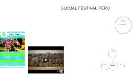 GLOBAL FESTIVAL PERU