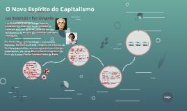O Novo Espírito do Capitalismo