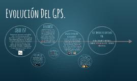 EVOLUCIÓN DEL GPS.