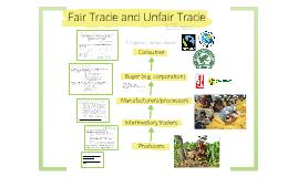 Fair trade and unfair trade
