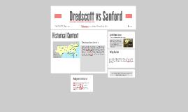 Dredscott vs Sanford