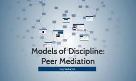 Copy of Models of Discipline
