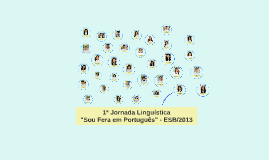 1ª Jornada Linguística ESB