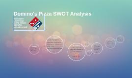 Domino's Pizza SWOT Analysis