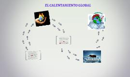 El calentamiento global es un término utilizado para referir