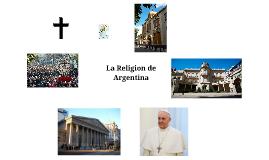 La Religion de Argentina