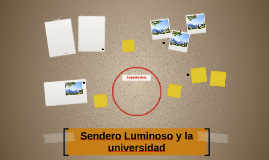 Sendero Luminoso y la universidad