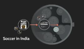 Soccer In India