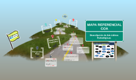 Mapa Referencial e Iniciativas