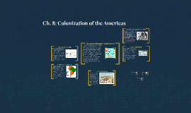 Ch. 8: Colonization of the Americas