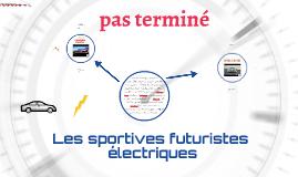 Les sportives électriques