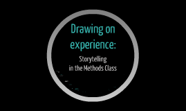 Drawing on Experience