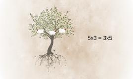 5x3 = 3x5