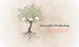 Strengths Workshop