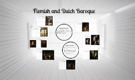 Flemish and Dutch Baroque