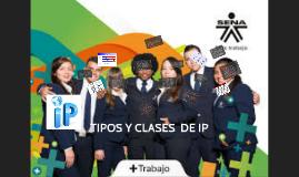 Copy of TIPOS Y CLASES  DE IP