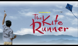 Introduction to The Kite Runner