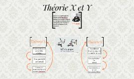 Théorie X et Y