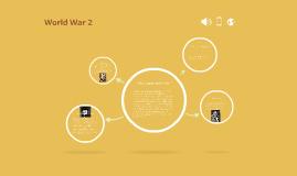 Saskia's WW2